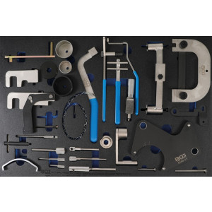 Tool Tray 3/3: Engine Timing Tool Set | for Renault, Nissan, Opel, Volvo