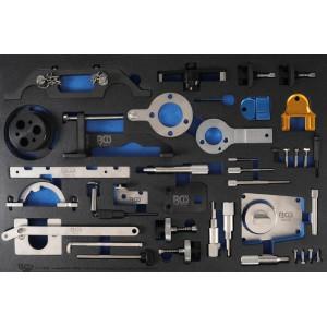 Tool Tray 3/3: Engine Timing Tool Set | for Fiat, Alfa, Lancia, Opel, Suzuki, Ford
