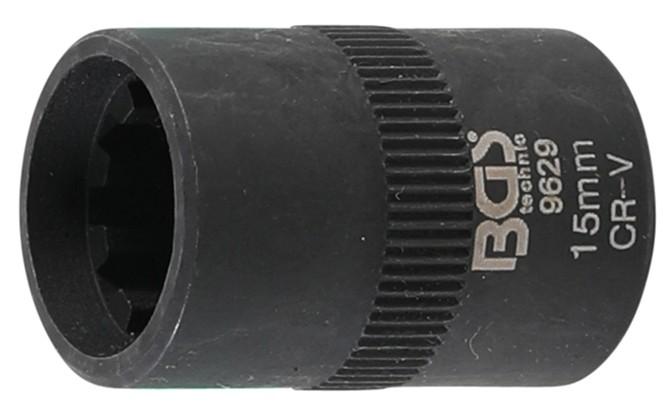 Bromsok-Insats   10-kantig   för VAG och Porsche   15 mm
