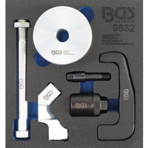 Injektor-utdragare | för Bosch CDI Injektorer | 6 delar